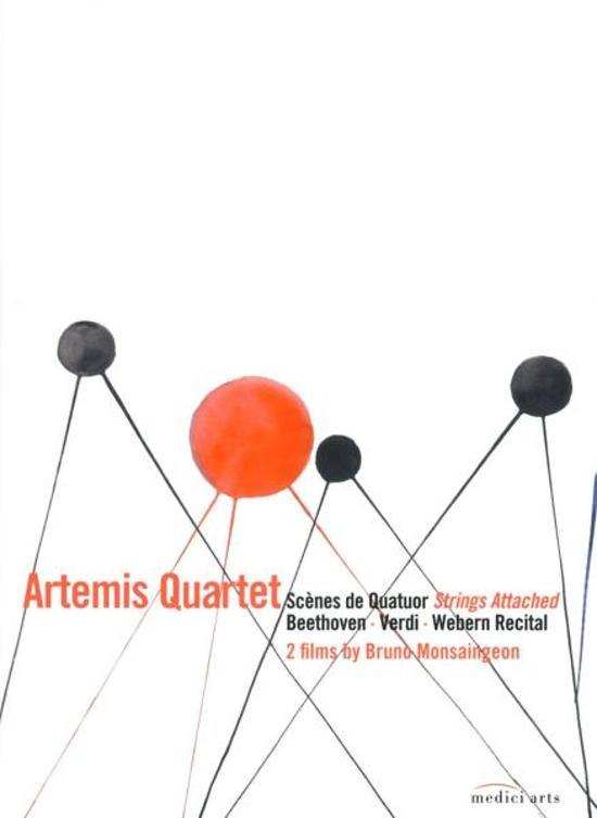 Artemis Quartet: Strings Attached