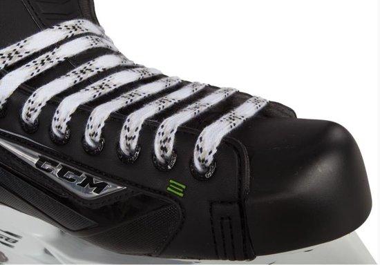 Ccm Ijshockeyschaatsen Ribcor 44k Junior Zwart Maat 36,5