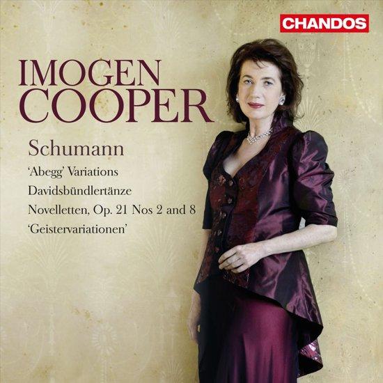 Imogen Cooper Plays