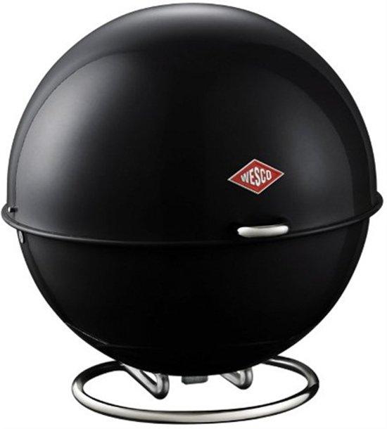Wesco Superball Broodtrommel - 33 l - Zwart