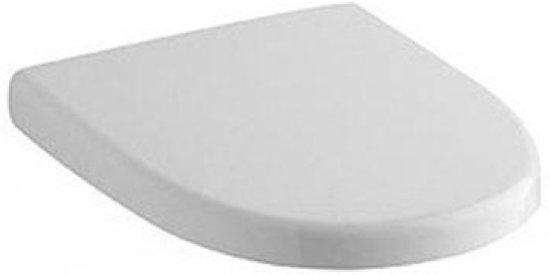 Sphinx serie 300 Basic Wc-bril - Met deksel - Wit