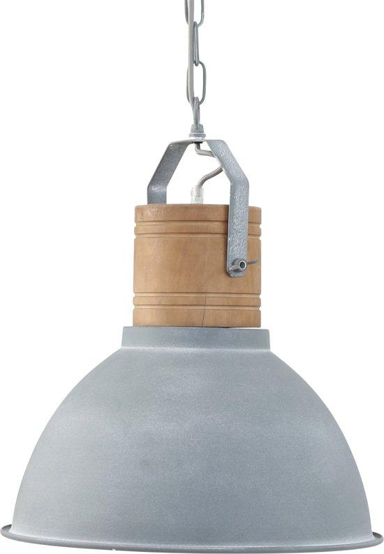 Scandinavische hanglamp - Lumidem Emile - grijs