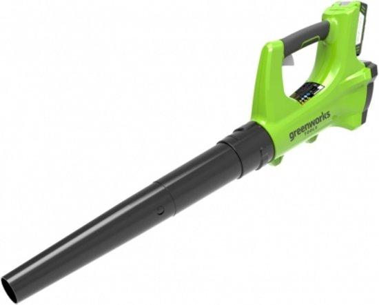 GREENWORKS 24V accu bladblazer + 2 Ah accu