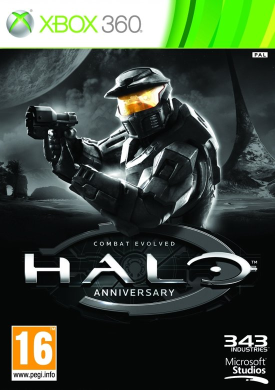 Halo Combat Evolved - Anniversary Edition - Xbox 360 (Compatible met Xbox One)