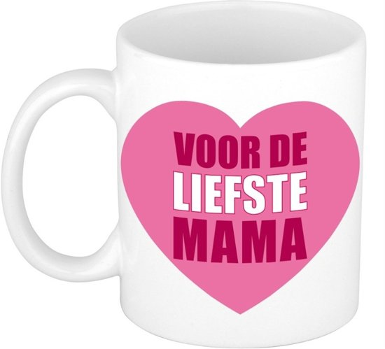 Bol Com Moederdag Cadeau Mok Beker Voor De Liefste Mama 300