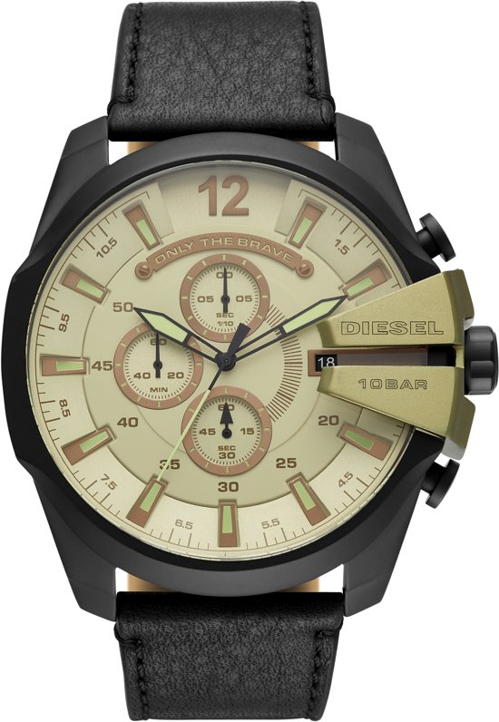 Diesel Mega Chief Horloge DZ4495
