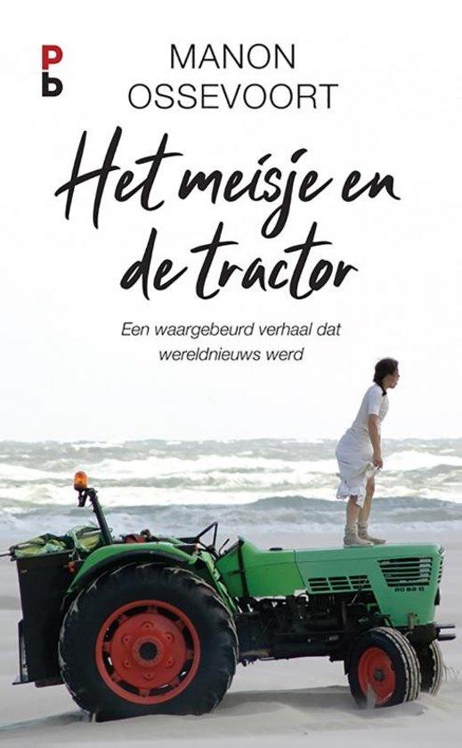 Boek cover Het meisje en de tractor van Manon Ossevoort (Paperback)
