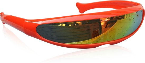 b64be3f45de6f1 Snelle Planga zonnebril - rood - Unisex zonnebrillen