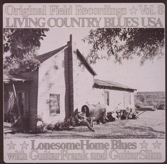 Living Country Blues Usa Vol. 8