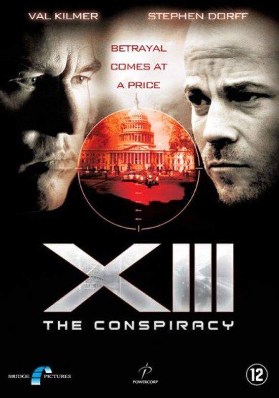 Cover van de film 'Xiii The Conspiracy'