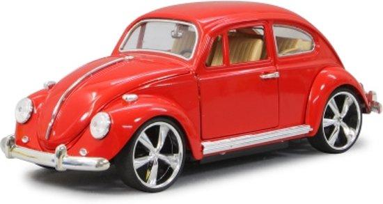 Bol Com Jamara Vw Kever Rc Auto Rood Questcontrol Bv Speelgoed