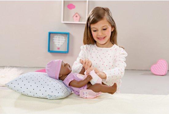 BABY born Interactieve Pop Paars - Baby pop
