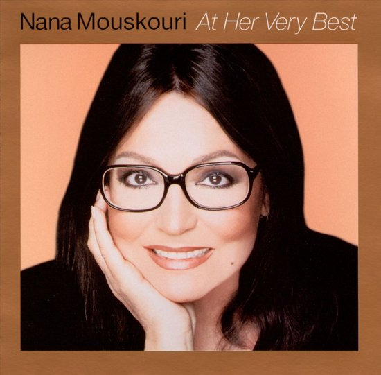 Nana Mouskouri At Her Very Best