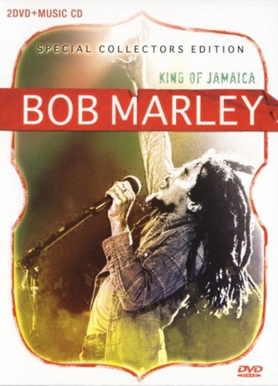 Bob Marley - King Of Jamaica (2Dvd+Cd)