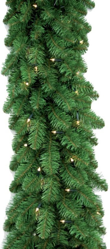 Royal Christmas Dakota Guirlande - 270 cm - 220 Takken Warm LED met 50 Lampjes