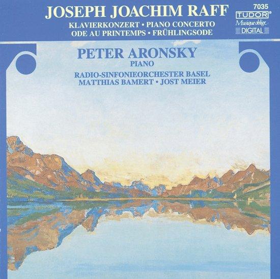 Raff:Klavierkonzert/Ode.Aronsk