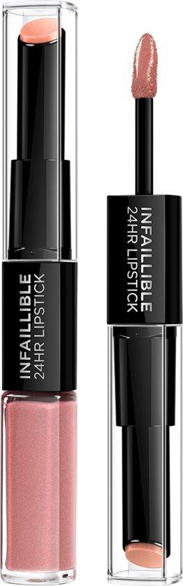 L'Oréal Paris Infallible Lippenstift - 111 Permanent Blush