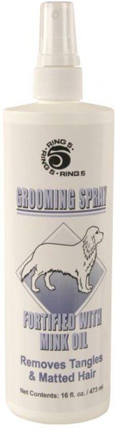 Ring 5 Grooming Ontklitspray Met Minkoil