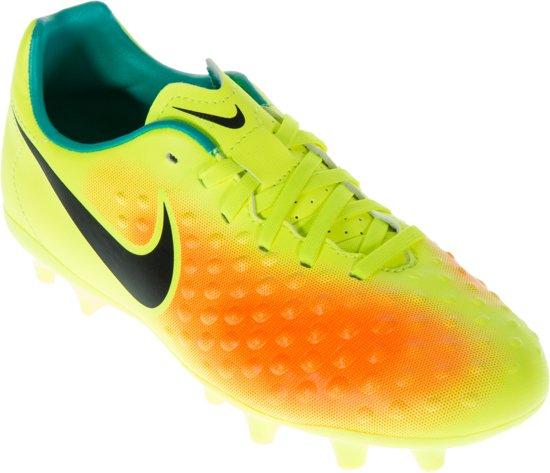 online store dd45f eaf92 Nike Magista Opus II FG Voetbalschoenen - Maat 37.5 - Unisex - geel/oranje/