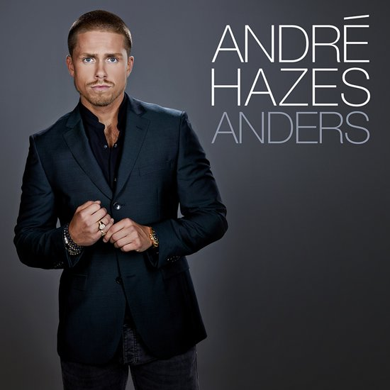 Nieuwe album Andre Hazes Jr