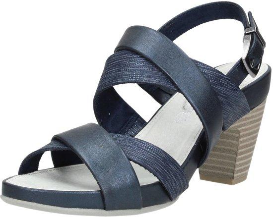 S. Oliver Dames Sandalen - Blauw