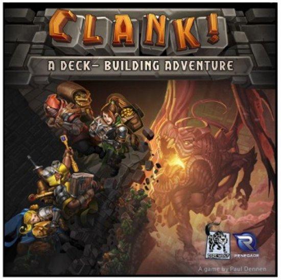 Clank! bordspel