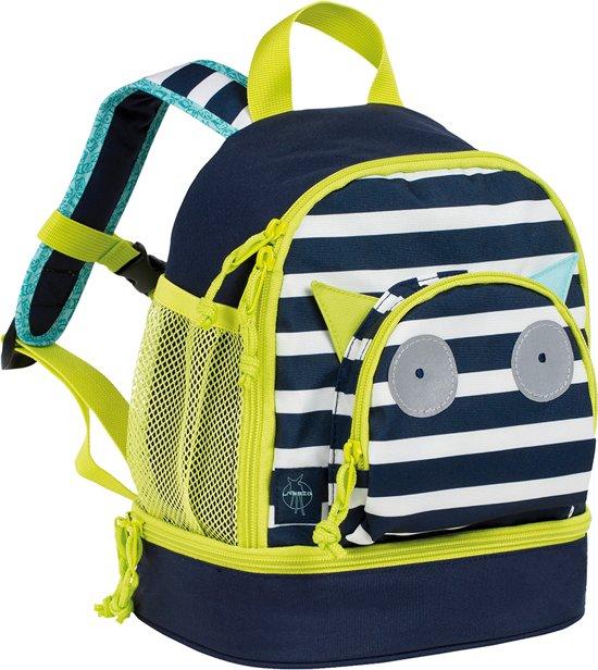 a1a76a0b1c4 Lässig Kinderrugzak Mini Backpack - Little Monsters, Bouncing Bob