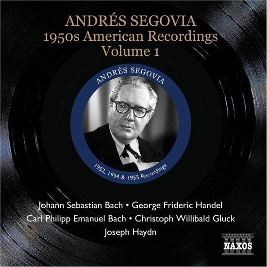 Segovia:1950S Am. Recordings
