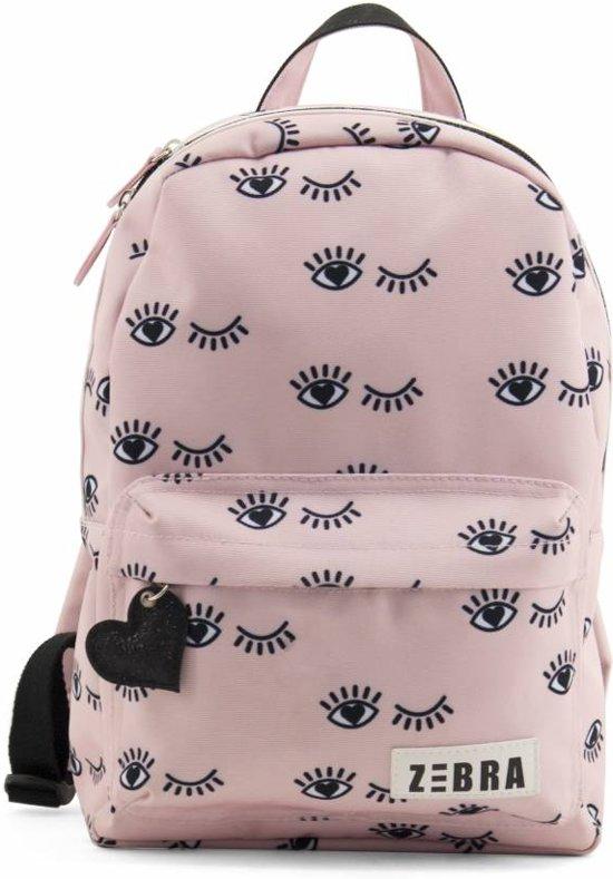 70aaf358f8b bol.com   Rugzakje Eyes Pink   Zebra Trends