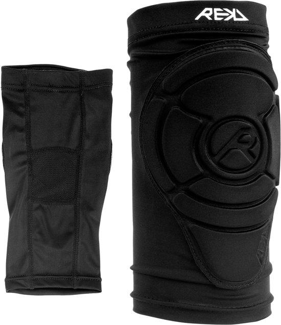 kniebeschermers Pro Ramp Gaskets unisex zwart maat S