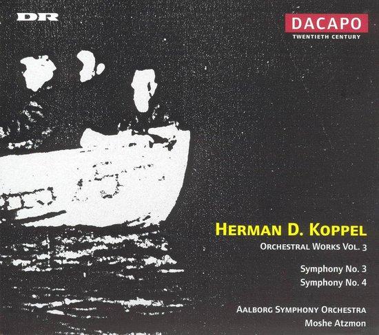 Aalborg Symphony Orchestra - Symphonies 3 & 4 - Volume 3