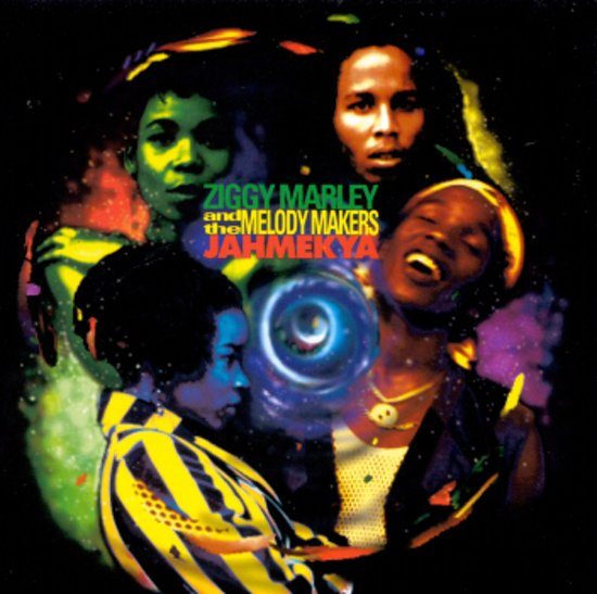 Ziggy Marley & The Melody Makers - Jahmekya