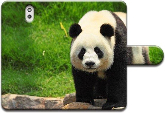 HTC Desire 610 Uniek Cover Panda in Taarlo