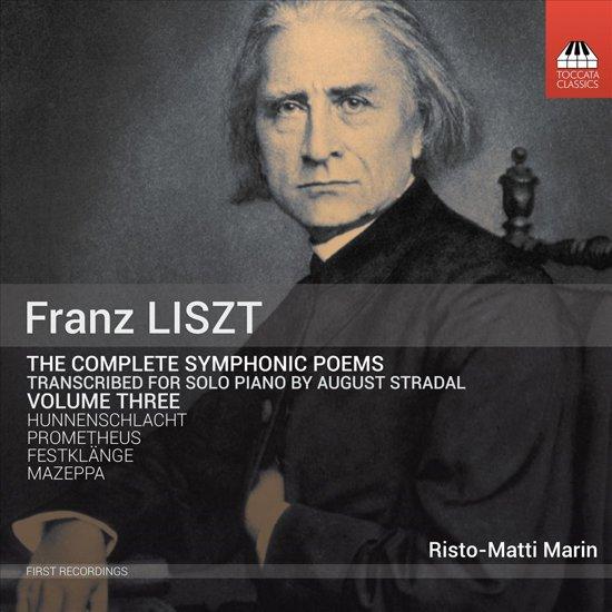 Symphonic Poems, Transcr. Stradal V