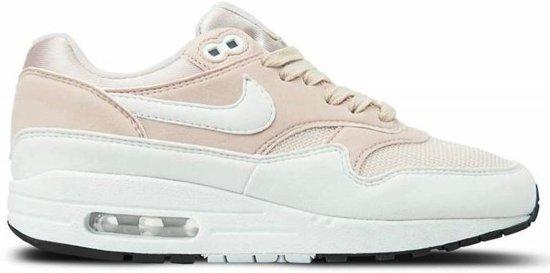 cdbe06cbfa8 bol.com | Nike Air Max 1 - Sneakers - Lichtroze/Wit - Maat 38
