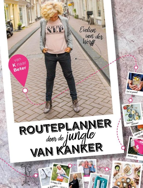 Routeplanner door de jungle van kanker