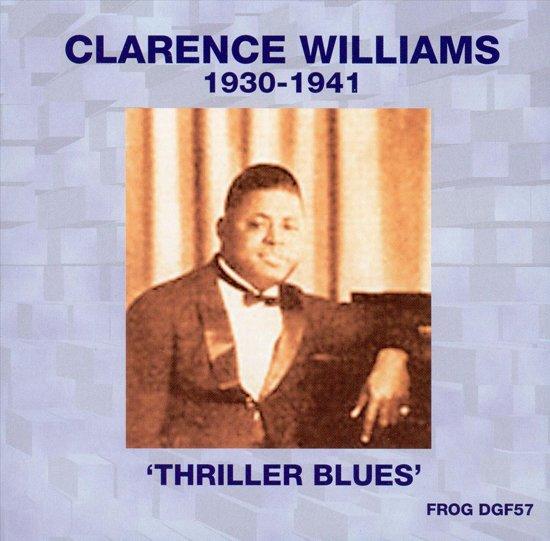 1930-1941: Thriller Blues