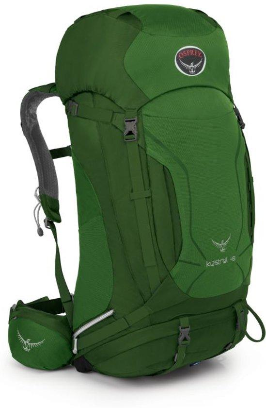 f9bad7593dd bol.com | Osprey Kestrel 48 rugzak groen Maat M/L (48L)