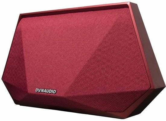 Dynaudio Music 3 Draadloze stereoluidspreker 120W Rood