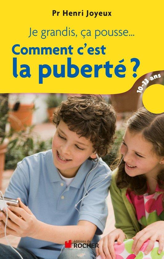 Bolcom Je Grandis ça Pousse Comment Cest La Puberté Ebook