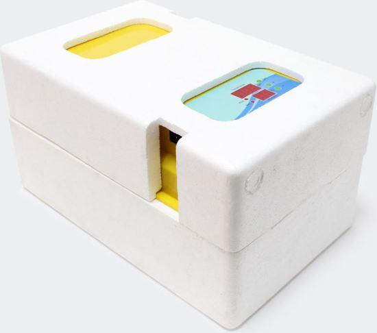 Broedmachine | 15 eieren (met hygrometer) - Model- AC 15+ ®