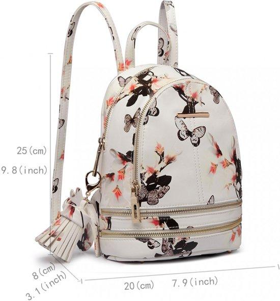 lt1707 Floral We Lulu Small Fashion Miss Rugzak PTqSn7
