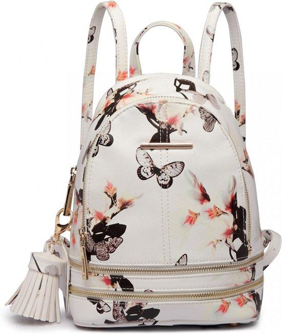 We Rugzak Small lt1707 Floral Lulu Fashion Miss vqAYf