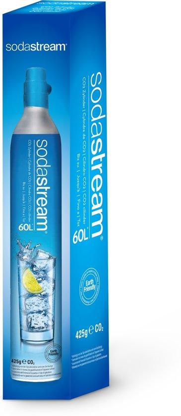 Sodastream Gascilinder Rental