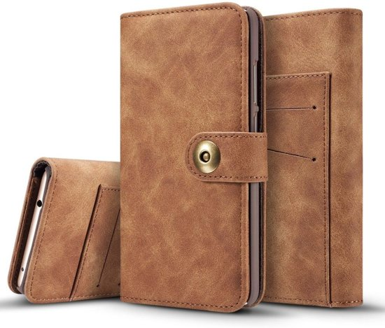 Bolcom Knaldealscom Huawei Mate 9 2 In 1 Wallet Case