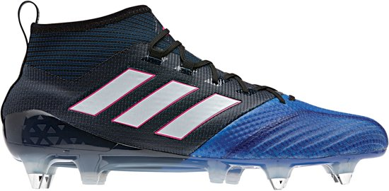 size 40 ccb67 3afdd adidas ACE 17.1 Primeknit Sportschoenen - Maat 41 13 - Mannen - blauw