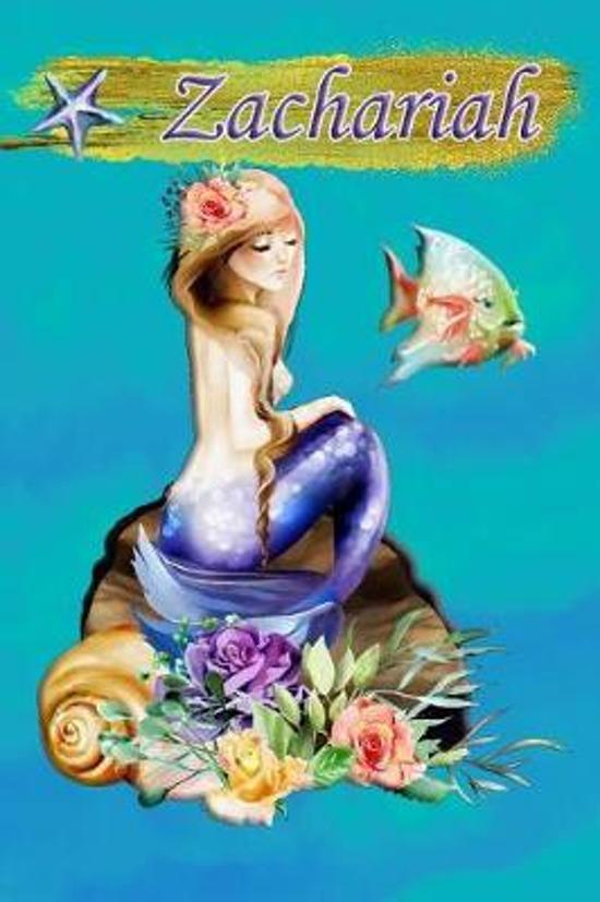 Heavenly Mermaid Zachariah