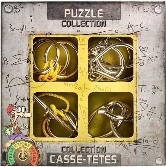 Afbeelding van het spel Expert Metal Puzzles collection