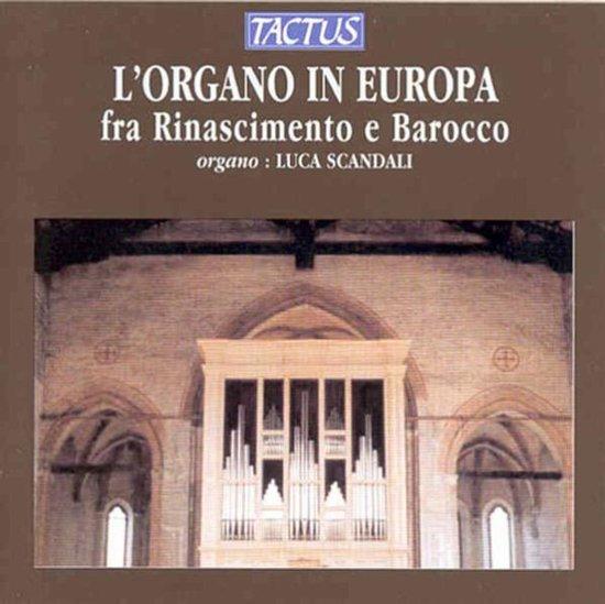 L'Organo In Europa Fra Ri