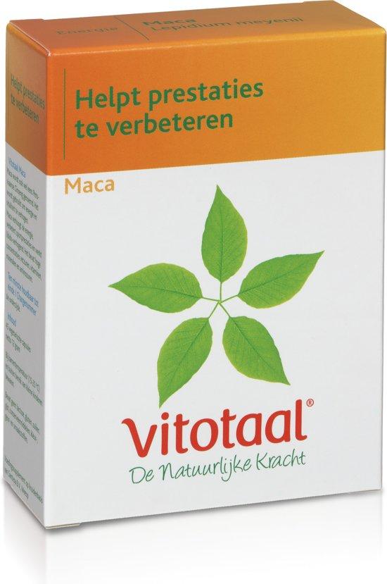 Vitotaal® Maca - 45 capsules - Voedingssupplement